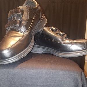 Advanced comfort with gel soles